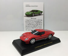 1/64 Kyosho LAMBORGHINI MIURA CONCEPT Diecast Car Model Red