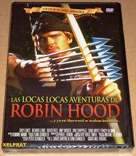 LAS LOCAS LOCAS AVENTURAS DE ROBIN HOOD / ROBIN HOOD MEN IN TIGHTS - Precintada