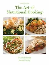 The Art of Nutritional Cooking by Michael Baskette Paperback Book (English)
