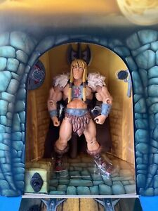 Masters of the Universe Classics King Grayskull SDCC 2008 Exclusive New Mattel