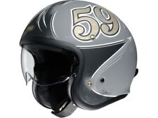 SHOEI J.o. Gratte-ciel Tc10 Open Face Motorcycle Helmet 735941 L