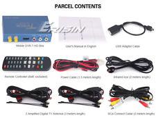 DVB-T2 Ricevitore TV AUTO HD - TV car Box < 160km/h - HEVC H.265 H.264 HDMI USB