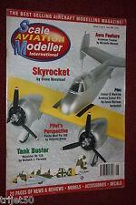 Scale Aviation Modeller 4.6 Catalina,Grumman Tracker,Hs129,XF5F-1 Skyrocket