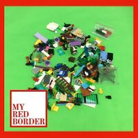 Lego Accessories Bundle For Minifigures Webs Plants Trees City Minecraft Joblot