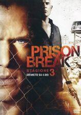 PRISON BREAK STAGIONE 3 RESTAGE (Dvd)