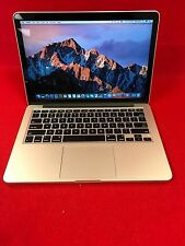 "Apple MacBook Pro Retina 13"" Early 2015 Intel Core i5 2.7Ghz 8GB RAM 128GB SSD"