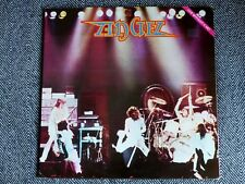 ANGEL - Live without a net - LP / 33T