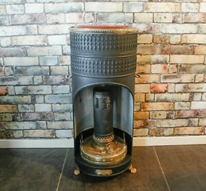Antique 1910's ARDENT Heater Lamp Sepulchre kerosene Oil Stove Burner Cooker