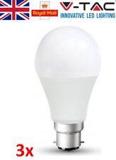 3 x 15w LED = 100w Bayonet / BC / B22 GLS Light Bulb Lamp Warm White 15 100 Watt