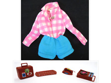 1972 Mattel TALKING BUSY STEFFIE #1186  Lot: OUTFIT & ACCESSORIES