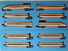 KATO  N Gauge TGV S14701 And TGV 14704