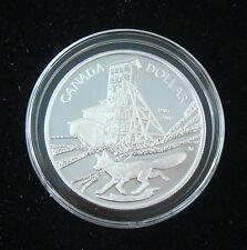2003 Canada Proof .999 Silver Cobalt Strike Dollar,  Item# 2714