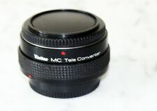 Vivitar 2x-4 MC Tele Converter Canon FL-FD Mount Lens