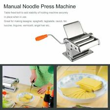 Manual Noodle Press Machine Household Dumplings Wonton Skin Rolling Machine+%