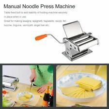 Manual Noodle Press Machine Household Dumplings Wonton Skin Rolling iz