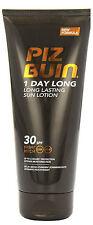 Piz Buin 1 Day Long Lasting Sun Lotion 30spf 200ml