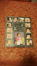 Lighthouse Christian Products - Baby's First Year Metal Collage Frame