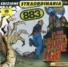883 La Donna Il Sogno & Il Grande Incubo (Lp Picture + Lp Rosso) 2 Lp Rsd 2020
