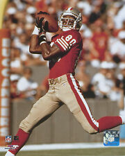 JERRY RICE SAN FRANCISCO 49ERS PHOTO FILE  LICENSED un-signed 8 x 10 photo