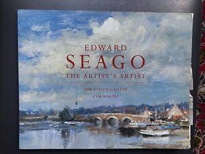 Edward Seago 'The Artist's Artist' Catalogue Taylor Gallery