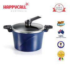 Happycall IH Alumite Ceramic Pot - 24cm Red 4l