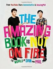 The Amazing Book Is Not On Fire The World Of Dan And Phil YouTube Hardcover UK