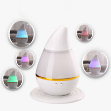 Air Purifier Cleaner Freshener Humidifier USB Colour Changing LED Light