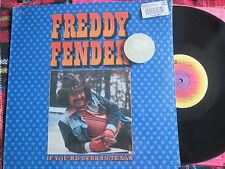 Freddy Fender – If You're Ever In Texas ABC Dot – DOSD 2061 US Vinyl LP Album