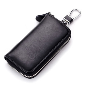 Large-capacity key case multi-function male and female general car key case