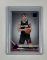 Tyler Herro 2019-20 Panini Clearly Donruss Acetate Rated Rookie Blue RC 86/99