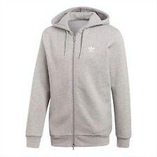5a2dbee11762 Adidas Originals Trefoil Full-Zip Fleece Hoodie Size Medium DN6015 MSRP  80