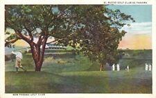 Postcard New Panama Golf Club Panama