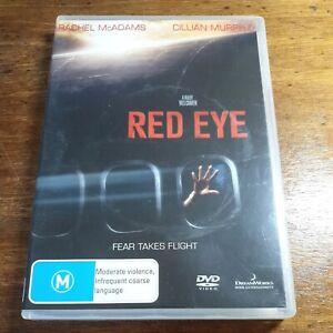 Red Eye  DVD R4 Like New! FREE POST