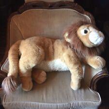 CWC Lion Stuffed Plush Large Lion Jumbo Plush King Size Huge