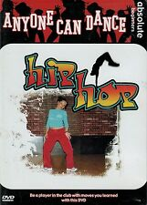 Anyone Can Dance - Hip Hop (DVD, 2006)