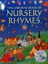 Nursery Rhymes plus CD by Usborne Publishing Ltd (CD-Audio, 2004)