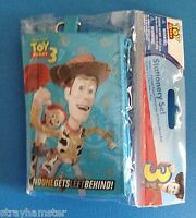 Toy Story Woody Lanyard Fast pass Wallet Keychain ID Holder OFFICIAL Disney Blue
