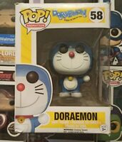Funko - POP Anime: Doraemon - 58 Doraemon Vinyl Action Figure damaged