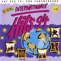 Hits 94-International (Ariola) Crash Test Dummies, Take That, Ace Of Ba.. [2 CD]