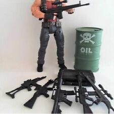 """5PCS 6"""" Figure Weapon Accessories Fits Marvel Legends Winter Soldier& Deadpool"""