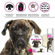 Cane Corso Nose Butter | Handcrafted Herbal Balm Moisturizes Dry Crusty Dog Nose