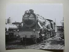 ESP283 - 1963 MZA RENFE RAILWAY - LOCO No241.2081 PHOTO Tarragona Spain