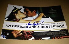 Lou Gossett Jr. Hand Signed Authentic IN PERSON 8 X 12 Officer And A Gentleman