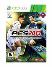 Pro Evolution Soccer PES 2013 - XBOX 360 Game