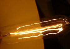 Lampadina Mini Colorenta E14 25W Trasparente Tubo Incandescente Per Lampada