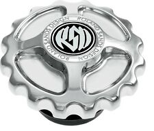 Tappo Benzina Ventilato RSD Cromato Gear Drive Harley Davidson