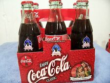 6 pack --Walgreen's Drug Store -2001  coca cola   bottles