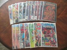 The Warlord Comic Book Lot #4 (19 Comics)