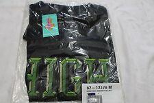 Odd Future Domo High University T Shirt M Black NEW Tyler the Creator Golf Wang