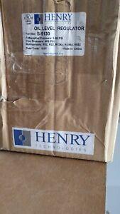 Henry S-9130 Oil Regulator